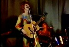 David Bowie – Queen Bitch – live 1972 (rare footage / 2018 edit)