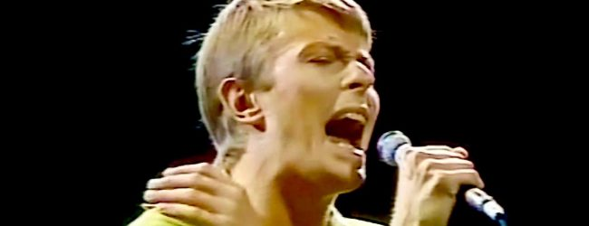 David Bowie • Fame • Live 1978 (A Nacho Edit)