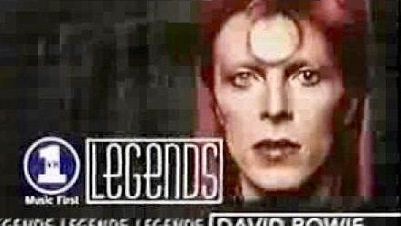 David Bowie – VH1 Legends (1998)