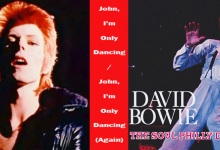 """The Bowie & Bowie Ltd blog. """"John, I'm Only Dancing"""" Issue"""