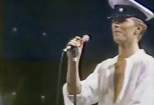 David Bowie – TVC 15 (Live, Tokyo, 1978)