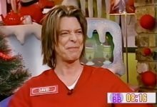 David Bowie – The Big Breakfast (Full appearance, 1999)