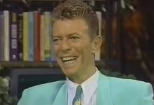 David Bowie interviewed about The Linguini Incident (1992)