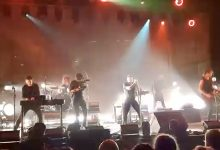 VIDEO: Nine Inch Nails – I'm Afraid of Americans – Live @ The Joint Las Vegas