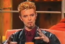 David Bowie on The Jack Docherty Show (1997)