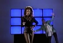 David Bowie & Iman (Thierry Mugler footage, early 90's)