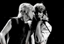 """This Is For You"" MICK RONSON Tribute By JOE ELLIOTT"