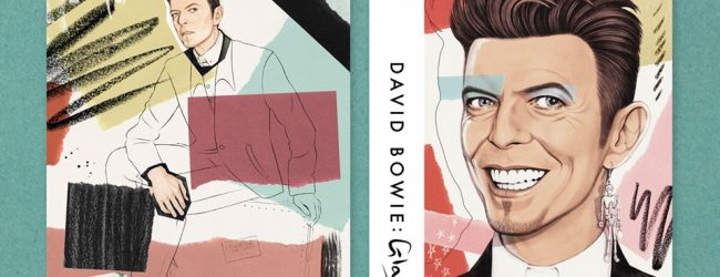 Exclusive peek inside David Bowie: Glamour Fanzine – issue 4!