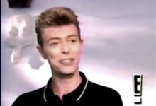 David Bowie Try-Sexual (E! Extreme Close UP, USA TV Interview 1993)