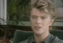David Bowie feature (1987)