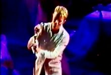 David Bowie – Outside, Live Théâtre Antique de Fourvière, Lyon, France 29.07.97
