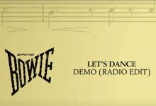 David Bowie – Let's Dance, Demo (Radio Edit) [Official Audio]