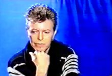 David Bowie, unedited interview for Austrian TV (1996)