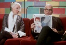 Tony Visconti and Daphne Guinness – What's In My Bag?