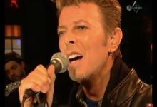 David Bowie – Hallo Spaceboy (Live, 'TopPop', 1996)