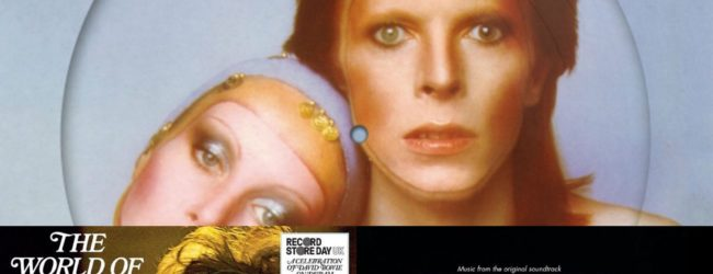 3 David Bowie releases for Record Store Day 2019!