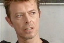 David Bowie interview (Glasgow 1995)