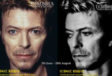 ICONIC BOWIE – new exhibition, runs June 7th to August 18th on the Isle of Wight
