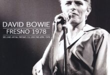 David Bowie – Live, Selland Arena, Fresno, CA, USA (April 2nd, 1978)