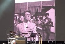 Thomas Dolby – Tribute to David Bowie  (Live at Let's Rock The Moor 2019)