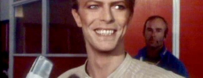 David Bowie – Backstage interview by Janet Street Porter at Earls Court, London, (June 30th 1978)