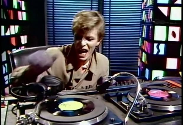 Originally released 40 years ago today! David Bowie – D.J. (Tony Visconti 2017 Mix, synced to original 1979 video)