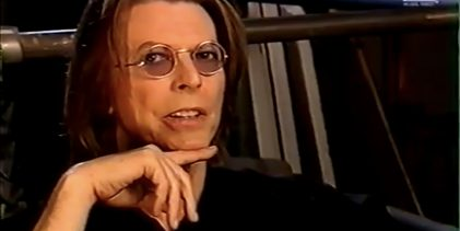 David Bowie – Behind The Scenes of the Survive video (VH1, 1999)