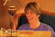 David Bowie, German TV Interview (2002)