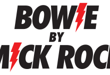 Mick Rock launches new range of limited edition Bowie t-shirts