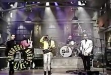 Tin Machine – Baby Universal (Saturday Night Live, 1991)
