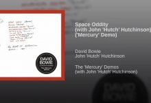 David Bowie – Space Oddity (with John 'Hutch' Hutchinson) ('Mercury' Demo)