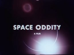 Space Oddity – A Film