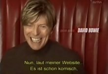 David Bowie Interviewed by Ray Cokes (2002)