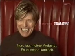 David Bowie – Interview with Ray Cokes (2002)