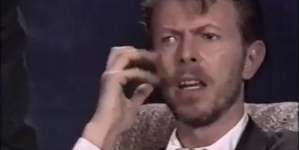 Tin Machine feature (Rapido, UK TV, 1989)