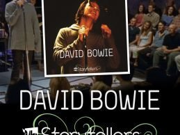 David Bowie – VH1 Storytellers Limited Edition Vinyl Available To Pre-order Now!