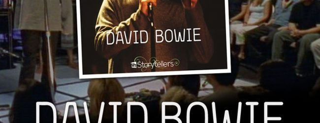 David Bowie – VH1 Storytellers Limited Edition Vinyl Out Now!