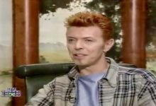 David Bowie – Russian TV Interview (1996)