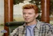 David Bowie – Russian TV Interview (1996)