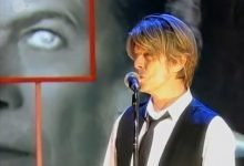 David Bowie – Everyone Says 'Hi' (German TV, 2002)