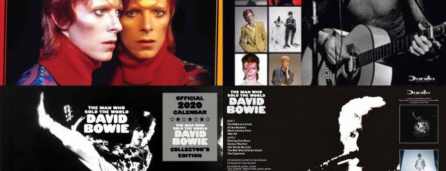 Official 2020 David Bowie calendars available to pre-order now!