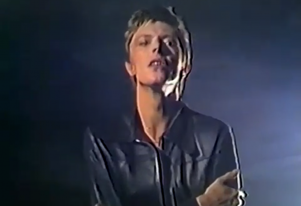 """David Bowie – """"Heroes"""" Previously Unreleased Alternate Take 1  (1977)"""