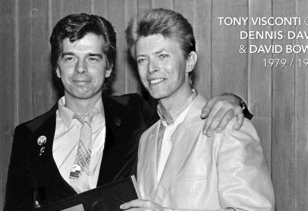 Tracing My Dad Vol. 10 – Tony Visconti discusses Dennis Davis and David Bowie Part 4 (79/80)