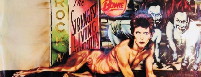 More incredible Bowie items up for auction next week at Omega Auctions!