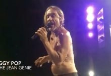 Iggy Pop – The Jean Genie (Live, Montreux, 2018)