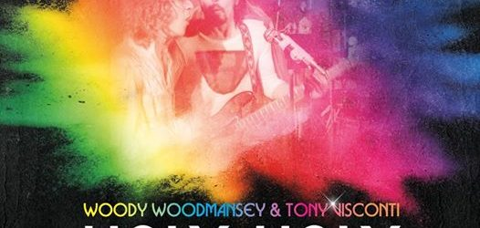 Tony Visconti And Woody Woodmansey's Holy Holy To Celebrate David Bowie At Spring London Roundhouse Show.