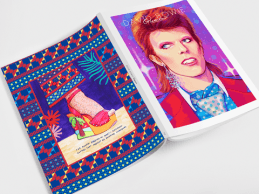 David Bowie Glamour Fanzine Issue 6, pre-order your copy