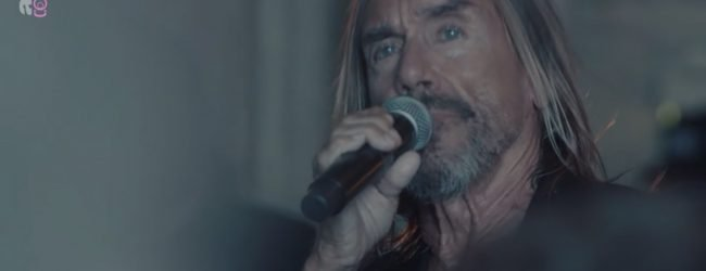 Iggy Pop Live ARTE Concert Festival (Paris, October, 2019)