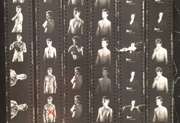 More superb Bowie items up for auction on November 6th at Omega Auctions!