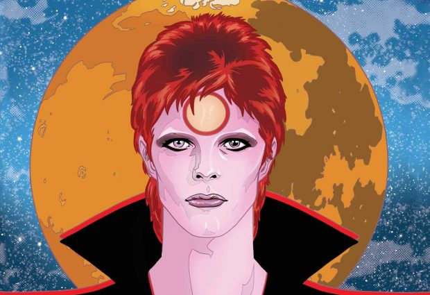 Competition – win copies of new book 'BOWIE: Stardust, Rayguns, & Moonage Daydreams'!